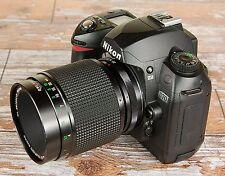 Superbe Nikon Digital Fit Vivitar 90 mm Macro 1:1 Objectif F2.8 Close up & Portrait