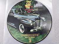 """THE CARS - SINCE YOU'RE GONE - 12"""" PICTURE DISC - EX"""