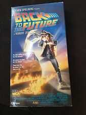 """Back to the Future"" (VHS, 1995)"