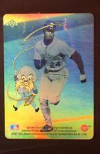 1992 Upper Deck Comic Ball Hologram Yosemite Sam Ken Griffey Jr Looney Toons
