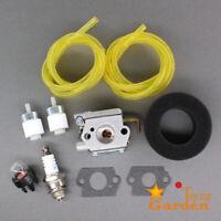 Carburetor Carb Kit For MTD Troy-Bilt TB10CS TB20CS TB20DS TB65SS TB70SS TB90BC