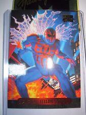 CARTE MARVEL MASTERPIECES GOLD FOIL SERIES 1994 N°116 SPIDER-MAN 2099 MINT BASE