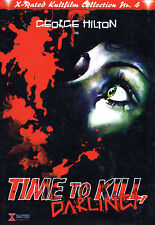 THE CASE OF THE BLOODY IRIS / MY DEAR KILLER - George Hilton Double Feature -