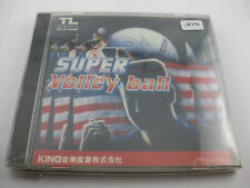 SUPER volley ball pallavolo PC sistema PC-e Hugo bootleg, cloni g378