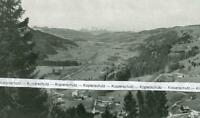 Oberstaufen im bayerischen Allgäu - um 1930      W 12-11