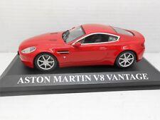 2262 COCHE ASTON MARTIN V8 VANTAGE MODEL CAR 1/43 MINIATURE 1:43   MINIATURE