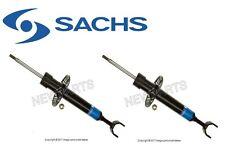 NEW Audi A4 A6 Sedan Set of 2 Front Standard Shock Absorber Strut Inserts Sachs