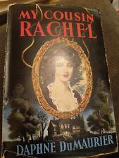 My Cousin Rachel by Daphne DuMaurier  1951 hardback Australian 1st