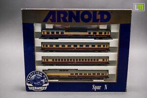 Spur N Arnold 0353 - Rheingold-Setg 4-teilig DB //1B_892