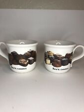 See'S Candies Ceramic Coffee Cup Mug Assorted Chocolates Collectible
