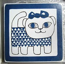 Zeitgenössische Keramik-mit Katzen-Motiv