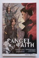 Angel & Faith Family Reunion Vol. 3 NEW Dark Horse Graphic Novel Comic Book