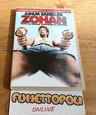 ZOHAN DVD Sony Fuori catalogo Versione integrale non censurata edizione ITA SC42