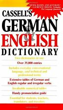 Cassells German & English Dictionary by H.-C. Sasse