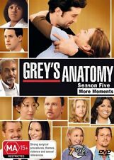 Grey's Anatomy : Season 5 (DVD, 2009, 7-Disc Set)