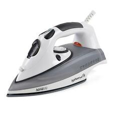 Lloytron E7727 Steam Iron 2200W Homelife Typhoon X-15 With Ceramic Soleplate New