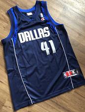 Dirk Nowitzki Trikot, NBA Trikot, Jersey, Basketballtrikot, NBA Authentic,Dallas
