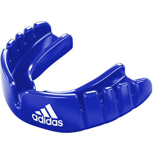 Adidas Opro Snap-Fit Gen4 Blue Mouth Guard