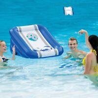 GIOCO CANESTRO GONFIABILE INTEX 57503  - 86x71x42 cm per mare giardino o piscina