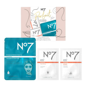 No7 Perfect The Amazing Facemask Collection