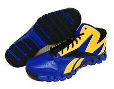 Mens Reebok Zig Nano Pro Fury V44519 Blue SAMPLE Basketball Sneakers Shoes