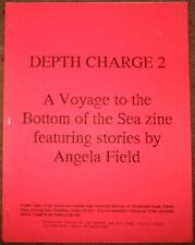 "Voyage To Bottom Sea Fanzine ""Depth Charge 2"" GEN"
