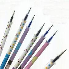 Fashion 80pcs Gel Pen Refills Stationery Writing 0.38mm School Gel Pen Refill