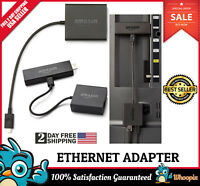 Ethernet Adapter for all new Fire TV Devices Fire TV Stick and Alexa Devices