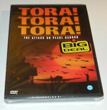 "DVD TORA TORA TORA ""L'ATTAQUE DE PEARL HARBOR""   NEUF SOUS BLISTER"