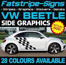 VW Beetle Graphique Autocollants Rayures autocollants Volkswagen V DUB R Line 1.6 1.8 Turbo