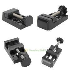 Mini Aluminum Alloy Bench Table Vise Vice Clamp Locksmith Clip DIY Toy Tool Part