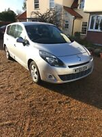 Renault Grand Scenic**1.5D Dynamique 2010**87k miles**Service History