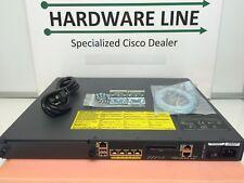 A1) Cisco ASA5510-SEC-BUN-K9 Security Plus Unlimited+Latest Software + 1GB/256MB
