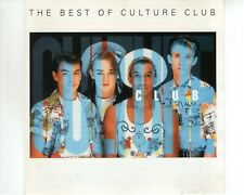 CD THE CULTURE CLUB	the best of	HOLLAND 1989 EX (B3335)