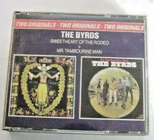The Byrds - Sweetheart of the Rodeo/Mr. Tamborine Man - 2CD - CBS 4652162