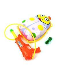 Kids Pistolet à eau Back Pack Blaster Réservoir Summer jouer Pression D'air jouets jardin fun
