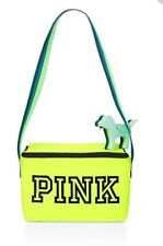 Victoria's Secret Pink Cooler & Mini Dog Keychain  Tequila Lime  NWT