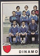 Panini Sport Superstars Euro Football 1982 - Sticker No 163 - Dinamo Tbilisi