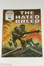 Battle Picture Library Comic, Number 616, The Hated Breed, British Pocket