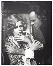 """Madeleine Le Roux """"RAIN"""" (Sadie Thompson) James Cahill 1972 FLOP Press Photo"""