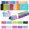 "Hard Case Rubberized keyboard Cover For Macbook Pro / Air 11 13"" 15"" inch Retina"