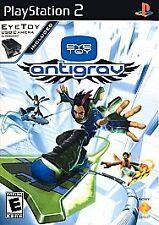 EYETOY ANTIGRAV PLAYSTATION 2 PS2