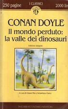 Il mondo perduto: la valle dei dinosauri Conan Doyle Newton 1993