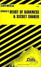 """Cliffs Notes for Conrad's Novel """"Heart of Darkness and the Secret Sharer"""""""
