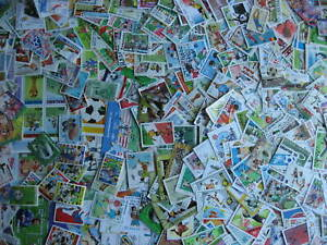 Soccer, Rugby etc topic. Collection of 410 different (+9 souvenir sheets).