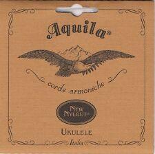 Aquila Nylgut Concert Ukulele Strings Aq-7U GCEA Tuning High G Italian New