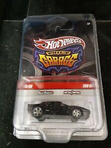 Hotwheels 2009 Phil's Garage Black 288 GTO Real Riders Metal/Metal 19/39