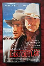 The Last Outlaw - Western - Mickey Rourke / Dermot Mulroney VHS Video xx