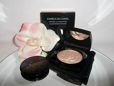 Chanel Camelia De Chanel Illuminating Powder Highlighter 0.21oz LTD Ed. 2017