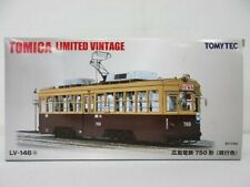 Tomy Tomica Limited Vintage Lv-146a Hiroshima Electric Railway 750 Classe Modern